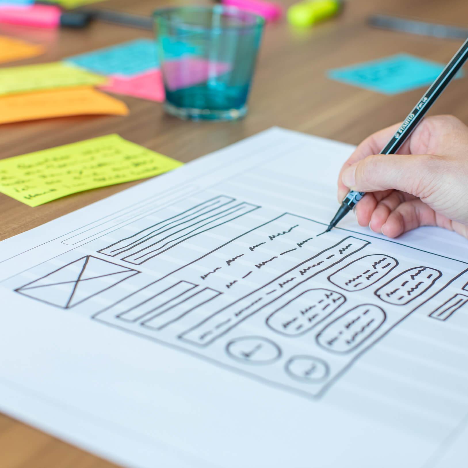 Konzept & Prototyp