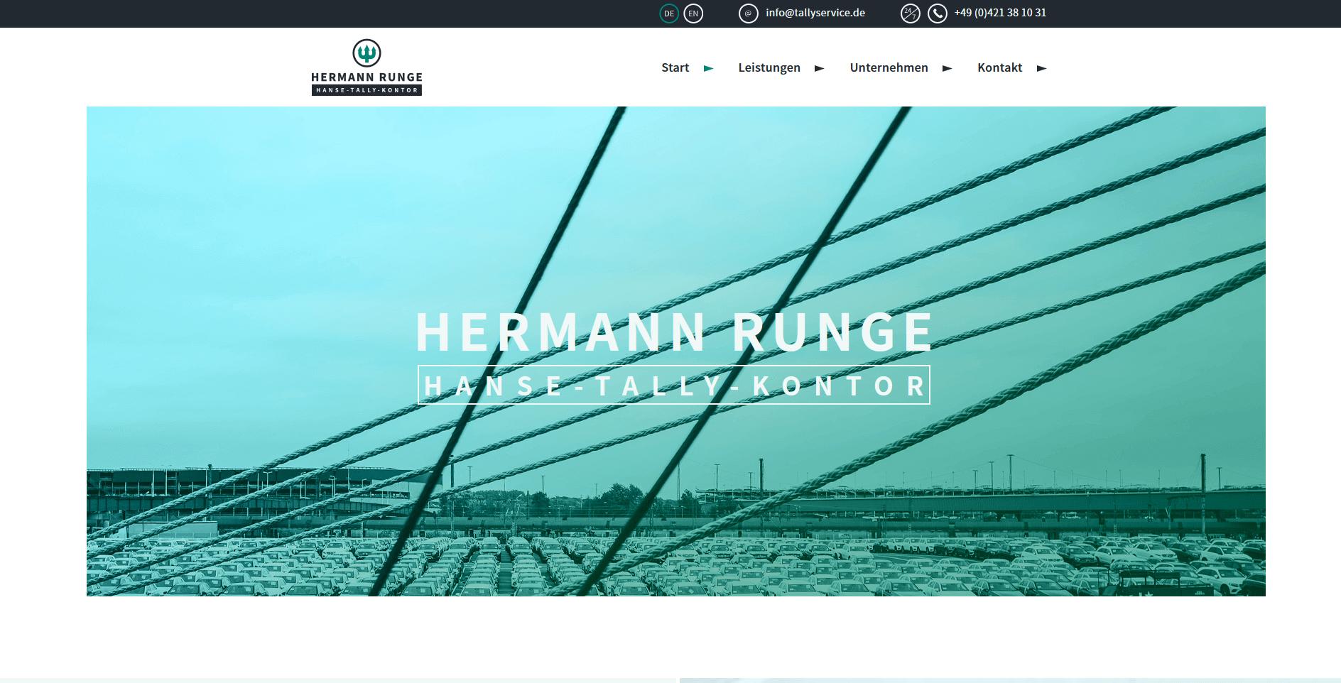 Hermann Runge Hanse-Tally-Kontor