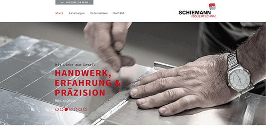www.schiemann-isoliertechnik.de