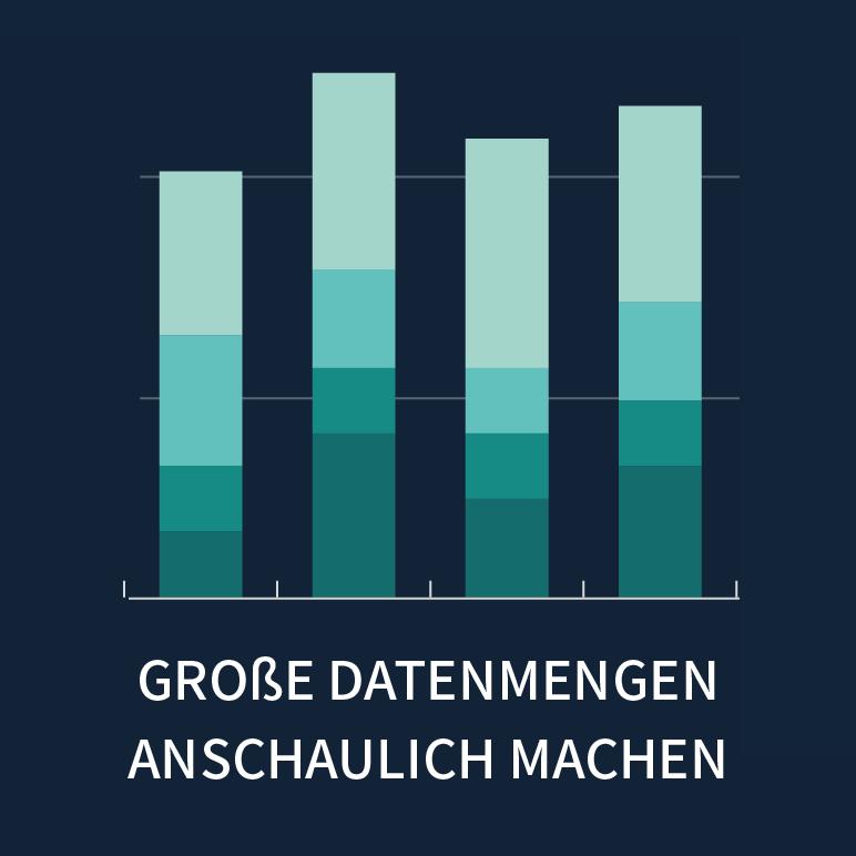 Wie auch Sie Ihre Daten besser zugänglich machen Bildschöne Visualisierungen